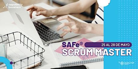 Curso  SAFe® Scrum Master boletos