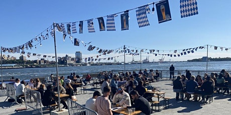 FRIDAYS: SPRING SOCIAL @ WATERMARK - HAPPY HOUR & SUNSETS @ PIER 15 NYC tickets
