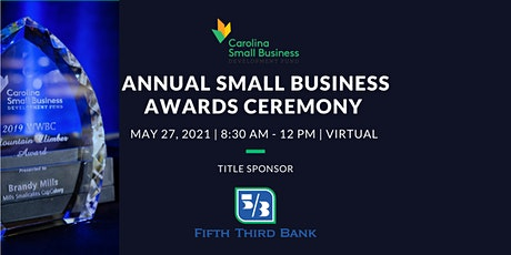 Annual Small Business Awards Ceremony (Virtual) tickets