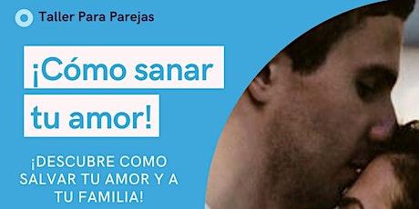 """""""TALLER DE INTELIGENCIA EMOCIONAL PARA PAREJAS"""" tickets"""