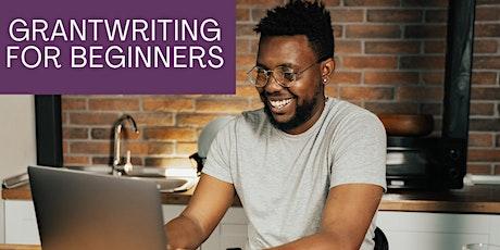 Grantwriting for Beginners Workshop tickets