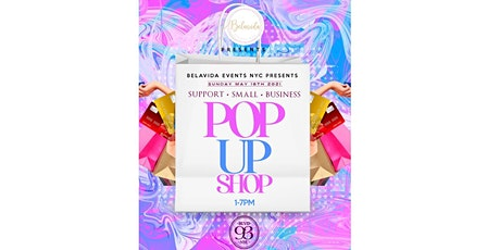 Support  Small Business Pop Up Shop tickets