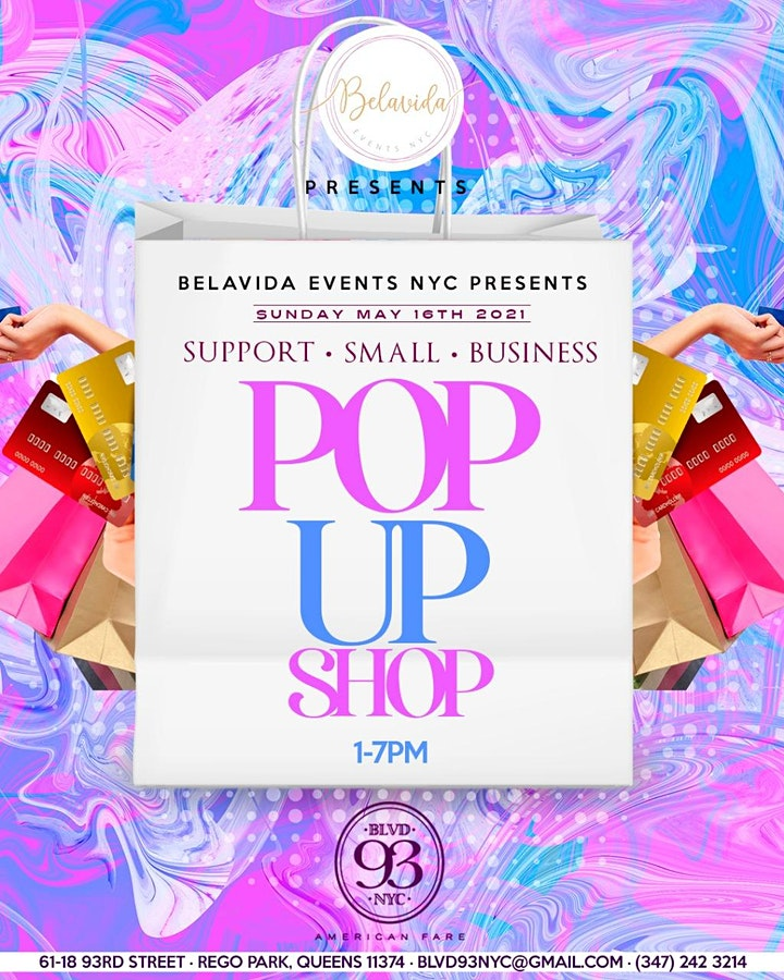 Support  Small Business Pop Up Shop image