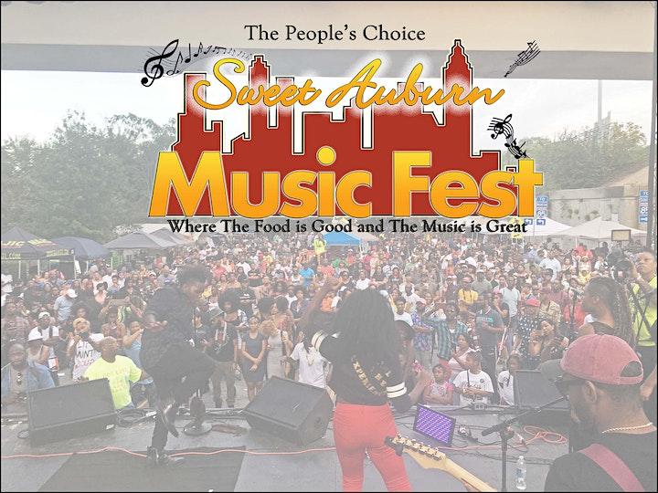 2021 Sweet Auburn Music Fest image