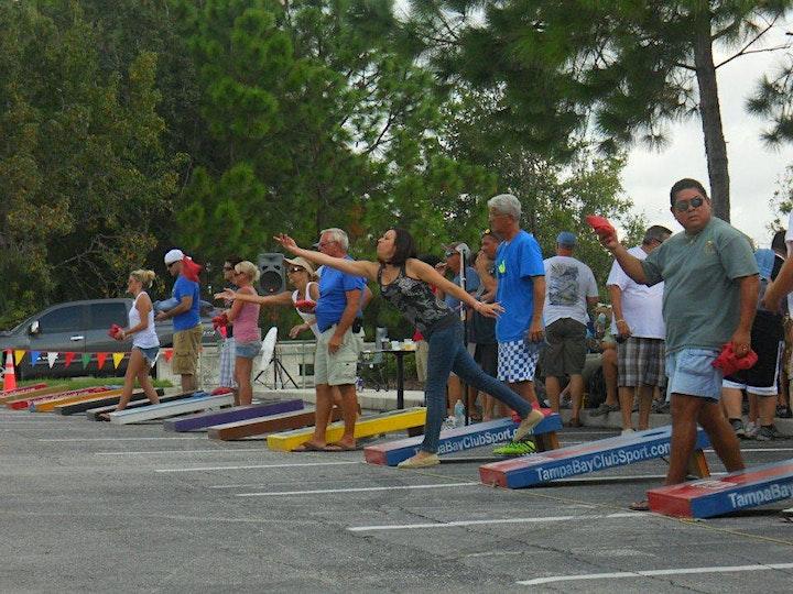 PAL Cornhole Tournament Fundraiser image