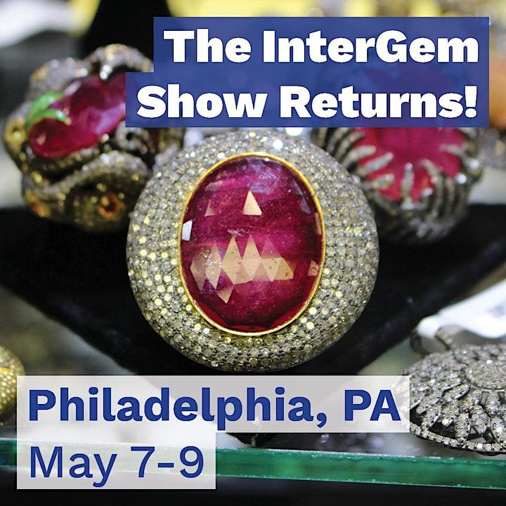 The International Gem & Jewelry Show - Philadelphia, PA (May 2021) image