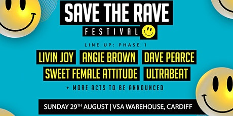 90's Festival Comes to Cardiff! tickets