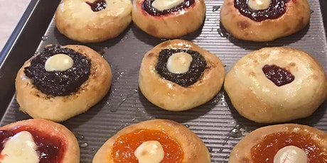 In Person Czech Kolache Class - June 5 @  9 a.m. tickets