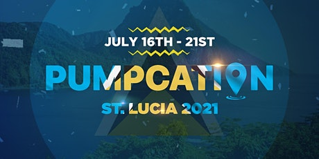 PUMPCATION ST LUCIA. Deposit  tickets