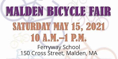 Malden Bike Safety Fair and Helmet Giveaway tickets