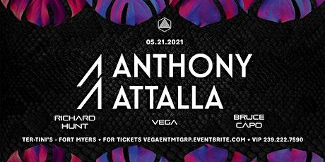 Anthony Attalla // VEGA // Richard Hunt // Ter-Tini's Fort Myers tickets