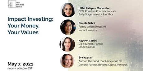 Impact Investing: Your Money, Your Values tickets