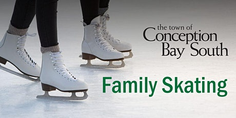 Family Skating tickets