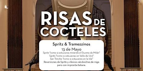 RISAS DE COCTELES entradas