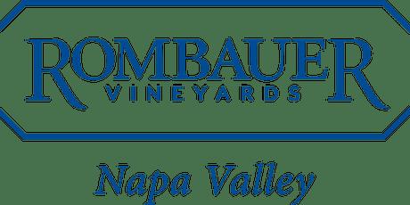 Virtual Tasting - Rombauer Vineyards tickets