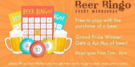 Bingo Night at Big Top Brewing tickets
