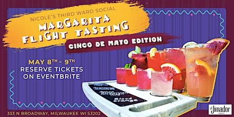Nicoles Third Ward Social Margarita Flights Cinco De Mayo Edition tickets