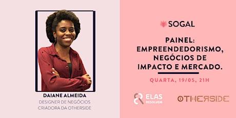 Painel Brasil - Empreendedorismo, negócios de impacto e mercado. ingressos