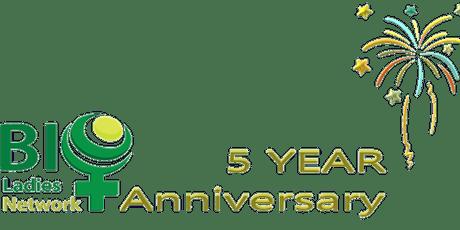 Bioladies Network - 5 Year Anniversary Event tickets