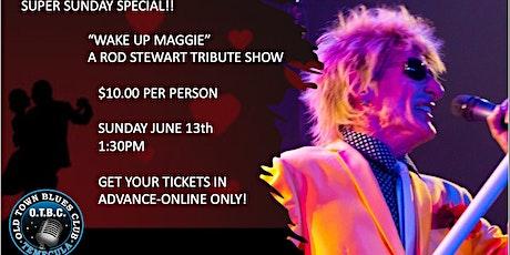 """Wake Up Maggie"". A Rod Stewart Tribute! tickets"