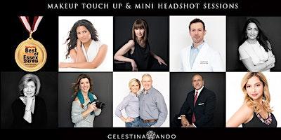 Makeup & Headshots - 6/17 & 6/19
