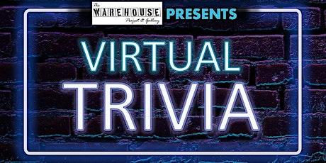 TWPG Virtual Trivia Night: Celebrating 8 years! tickets