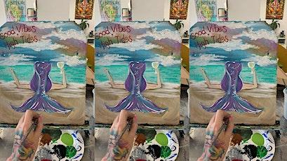 Mermaid: Glen Burnie, Sidelines with Artist Katie Detrich! tickets