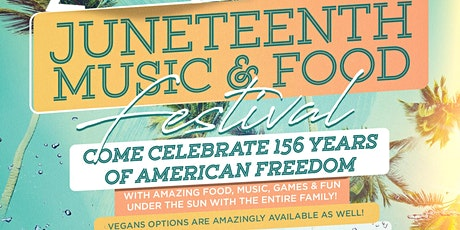 Hungry Black Man Juneteenth Food & Music Festival tickets