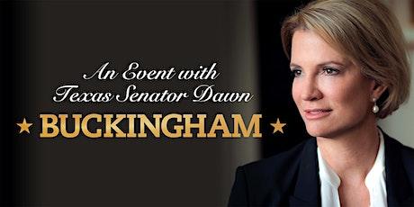 Senator Dawn Buckingham Reception in Austin tickets