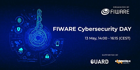 FIWARE Cybersecurity DAY ingressos