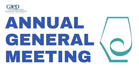 2021 CAEP AGM tickets