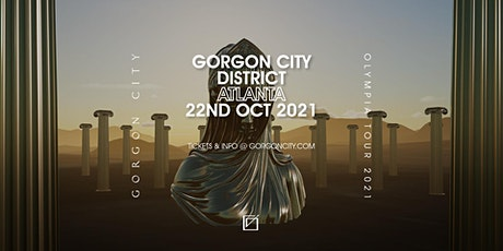 GORGON CITY | Friday October 22nd 2021 | District Atlanta tickets