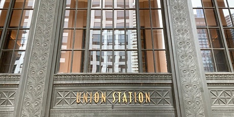 Chicago's Union Station and the Movies tickets