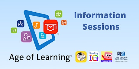 Age of Learning Information Sessions tickets