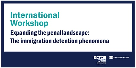 Expanding the penal landscape: The immigration detention phenomena tickets