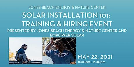 Solar Installation 101: Training & Hiring Event tickets