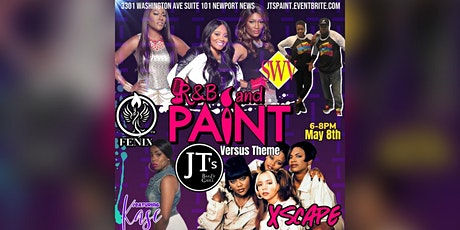 R&B Paint™️ At JT's Bar & Grill! tickets