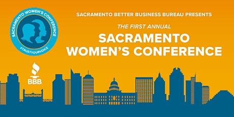 Sacramento Women's Conference tickets