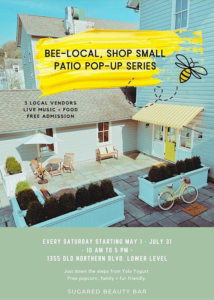 Bee-Local, Shop Small  @ Sugared Beauty Bar image