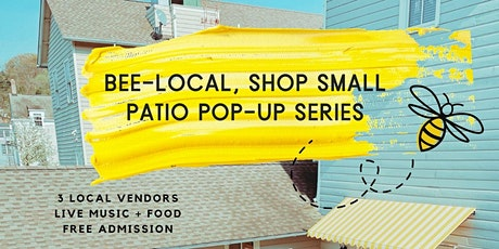 Bee-Local, Shop Small  @ Sugared Beauty Bar tickets