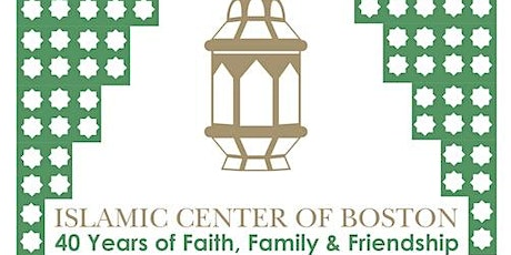 ICB Friday Prayer for May 14 tickets