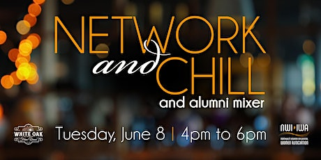 Network & Chill and Alumni Mixer at White Oak Farm Venue tickets
