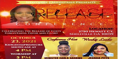 RELEASE 2021 CONFERENCE tickets