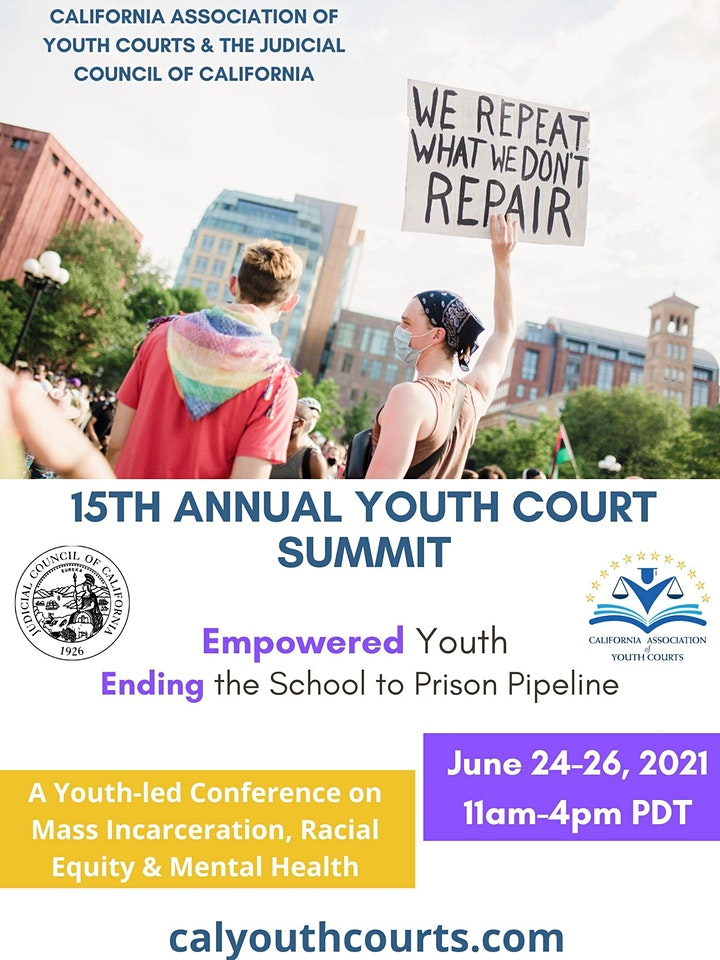 15th Annual Youth Court Summit image