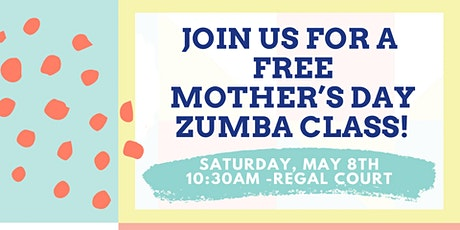FREE Mother's Day Zumba Class with Crunch at Santa Maria Town Center tickets