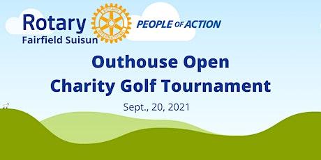 Fairfield Suisun Rotary Outhouse Open Golf Tournament 2021 tickets