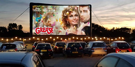 Drive-In Cinema: Grease tickets