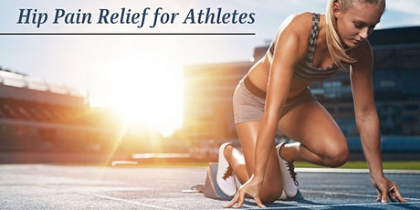 Hip Pain Relief for Athletes: Treatment Options & What Makes Sense for You tickets