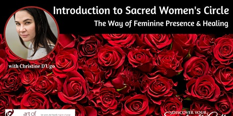 Introduction to Sacred Women's Circle tickets