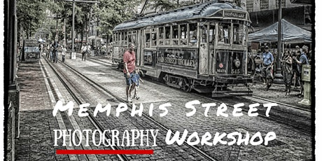 Memphis Street Photography Workshop tickets